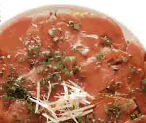 イタリア料理レシピ まぐろのカルパッチョ
