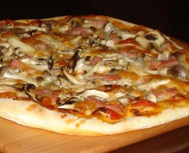イタリア料理レシピ ピザ